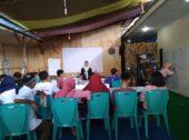 Pelatihan PAR  dalam Poses Pemulihan Korban Pasca Bencana