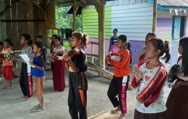 Aktivitas Rumah Belajar Dusun Sisere