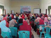 Kelompok Perempuan Pebisnis Rumah Tangga Kabupaten Sigi di Latih Tentang Cara Pengembangan Usaha